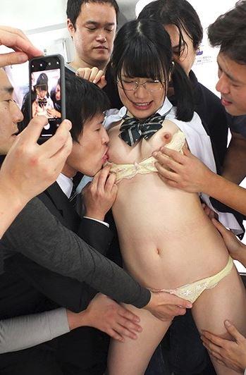 MIDE-647 Packed Pervert Acme-No Escape-Massive Father-Only Gangbang-Shida Yukina