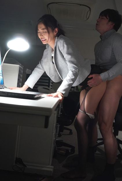 ATID-346 Licking Fuck W Adultery Office Natsume Ayaharu