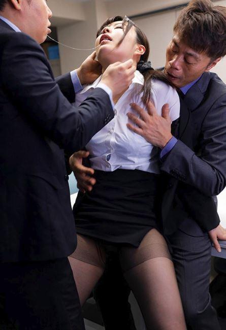 JUY-840 The Sense Of Beauty Finally Finally Shameful Married Woman Office Anal Lady Makimura Yuki
