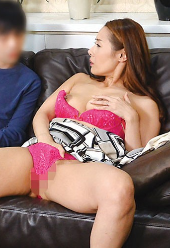 "VNDS-3342 ""Why Not Monitor Adult Movies For Women"" Trick An Amateur Mature Woman And Watch AV Alone"
