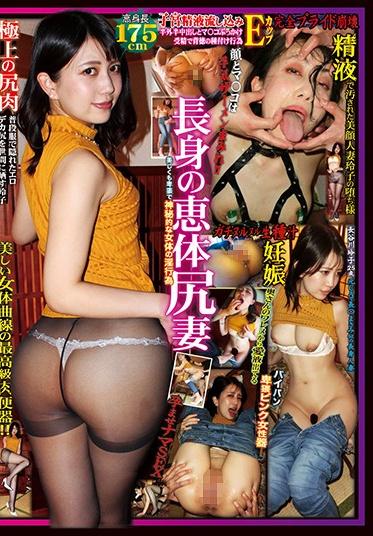 Toyohiko CPSN-004 A Limber Limbed Big Ass Tall Girl Reiko Hasegawa