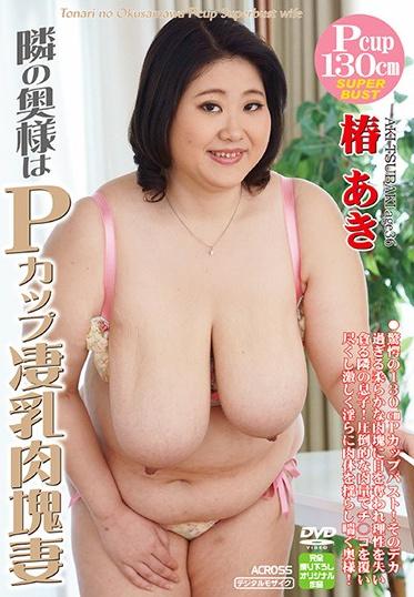 Ruby AGR-033 The Wife Next Door Is A P-Cup Titty Flesh Fantasy Babe Aki Tsubaki