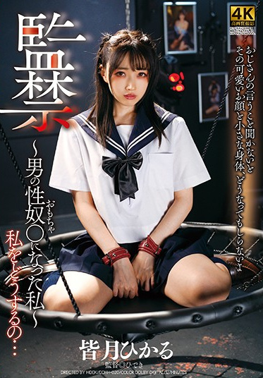 Dogma DDHH-020 Confinement - I Became A Man S Sex Toy - Hikaru Minazuki