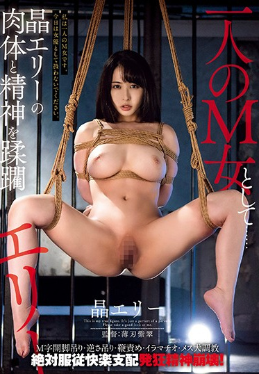 AVS collectors HNM-008 As A Single Girl Sub Eri Akira Is Body And Soul Dominated