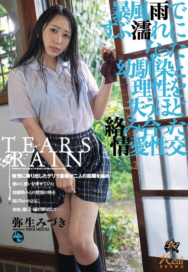 Das DASD-739 My Dhood Friend Got Drenched In A Rainy Windstorm And Then We Made Passionate Love So Intense It Blew Our Minds Mizuki Yayoi