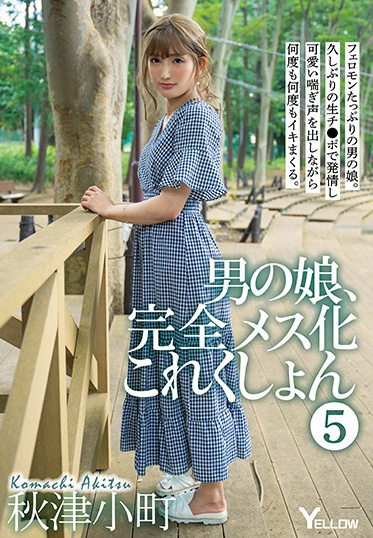 YELLOW / Mousouzoku HERY-107 Turning A Man S Daughter Into A Complete Slut Collection 5 - Komachi Akitsu