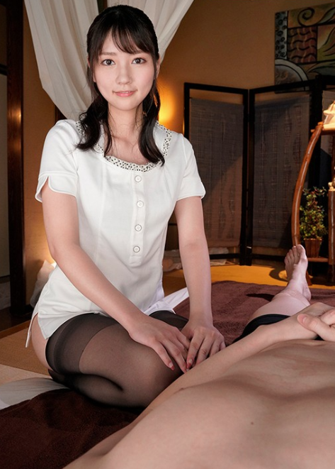 E-BODY EBVR-020-D Thrilling Hip Angle VR Video This Massage Parlor Therapist Has A Small Waist And A Godly Ass - Part D