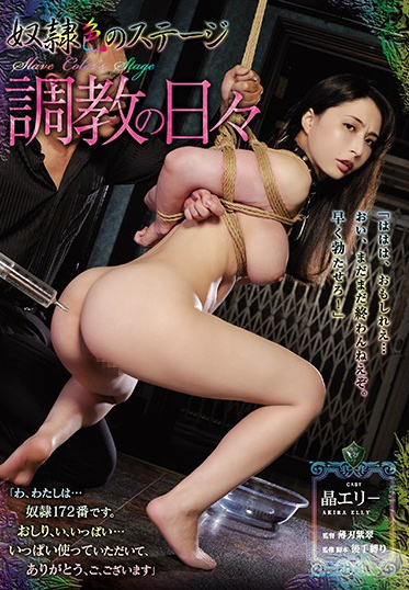 Attackers RBK-001 A Shame-Colored Stage My Days Of Breaking In Training Elly Akira