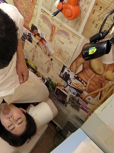 Plum FP-036-B Hidden Camera Voyeur Footage At A Massage Clinic 4 - Her Lips Look Just Like Labia She Ll Loosen Up With A Little Liquor - Part B