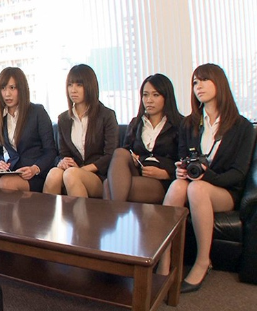 OFFICE KS DKSB-087-B Clothed Female Naked Male Please Look At My Dick Best Collection 18 Girls 5 Hours - Part B