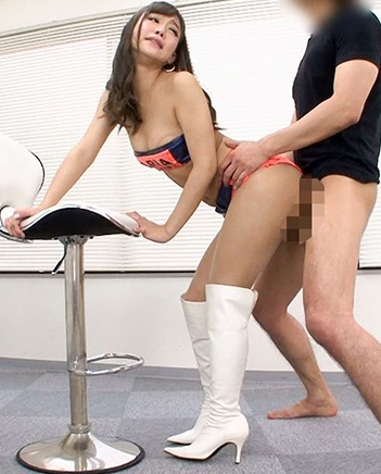 Milu KDMI-031-B Climax Standing Doggystyle - Part B