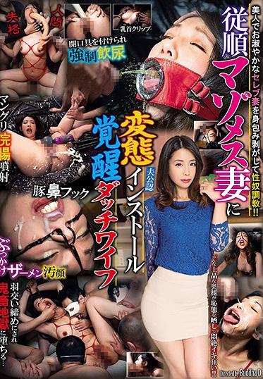 AVS collectors GMEM-022 Obedient Masochistic Bitch Wife Perverted Installation And Awakening As A Sex Doll - Minatsu Aikawa