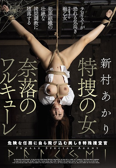 Attackers JBD-264 Specially Selected Women Walkure Of The Abyss Akari Niimura