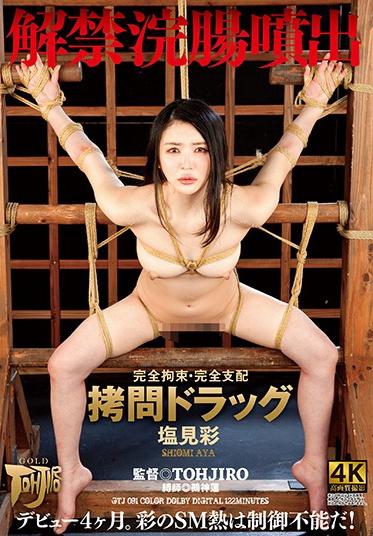 Dogma GTJ-091 Full Body Bondage Total Control Aya Shiomi