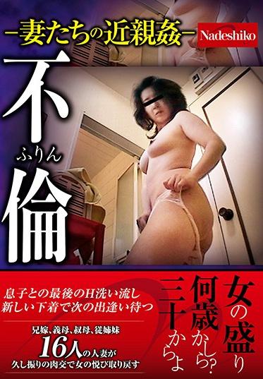 Nadeshiko NASH-477 Adultery - Wives Family Fun