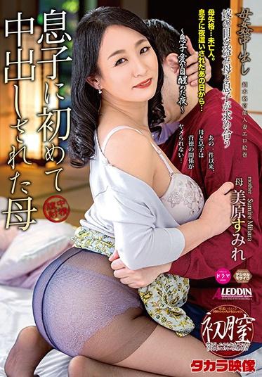 Takara Eizo SPRD-1404 Stepmom Stepson Creampies - The First Time She Took His Creampie Sumire Mihara