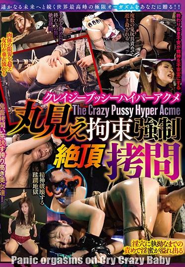 BabyEntertainment DONN-007 Crazy Pussy Hyper Orgasm