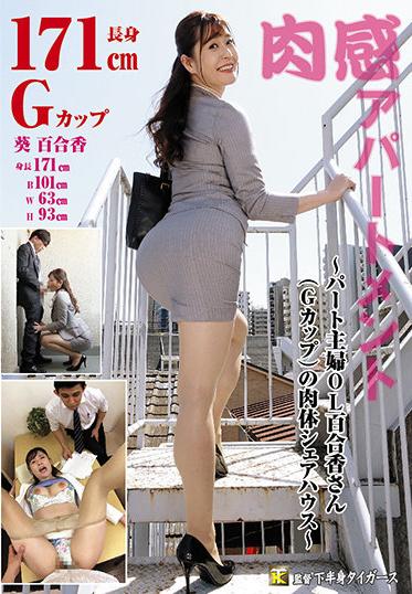Kahanshin Tigers / Mousozoku KTB-048 Fleshy Apartment-Part Housewife OL Yurika-san G Cup Body Share House-Aoi Yurika