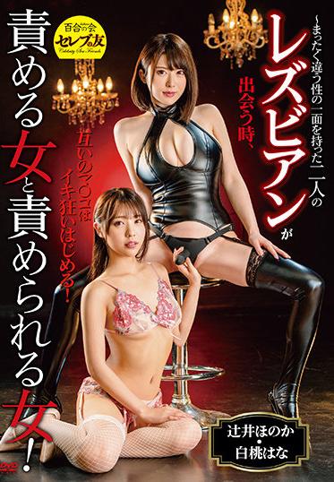 Serebu No Tomo CEMD-050 A Woman To Blame And A Woman To Be Blamed Honoka Tsujii And Hana Hakuto